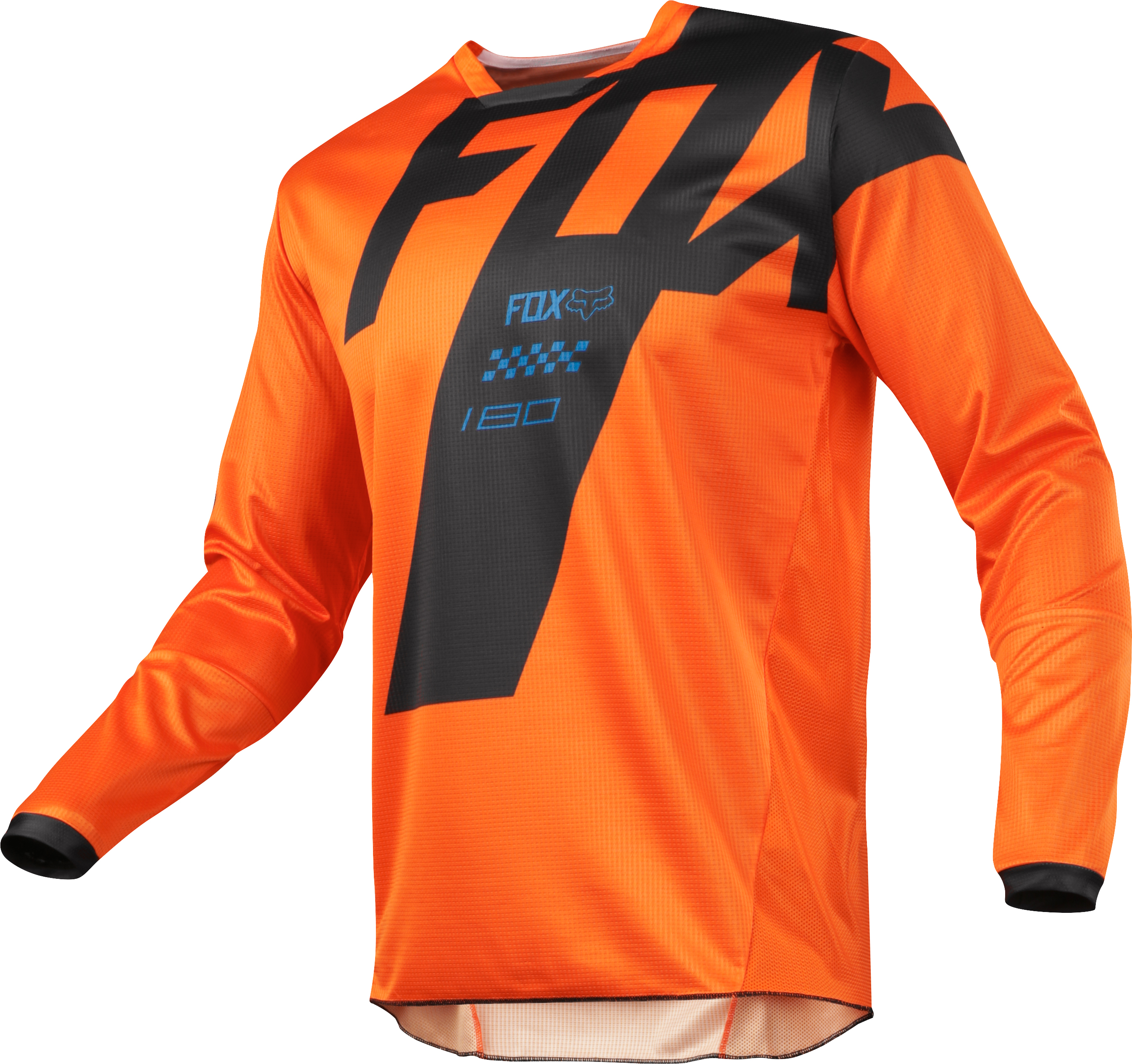 Fox Racing 180 Mastar Youth MX Offroad Jersey Orange