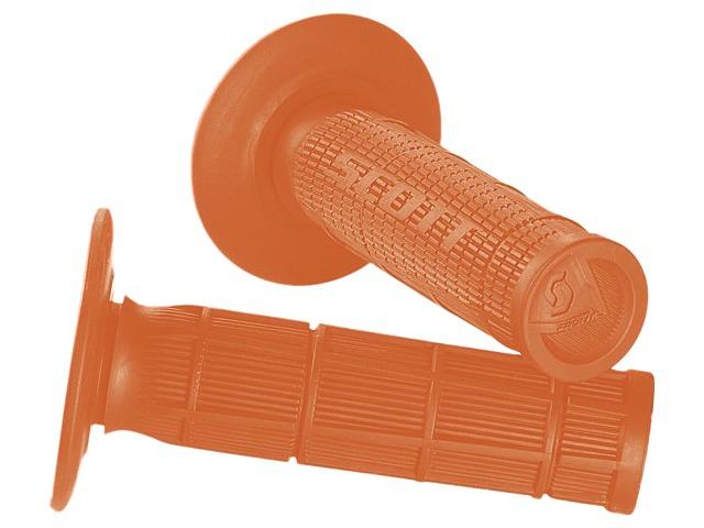 Scott-USA-Radial-Half-Waffle-MX-Grip-Orange