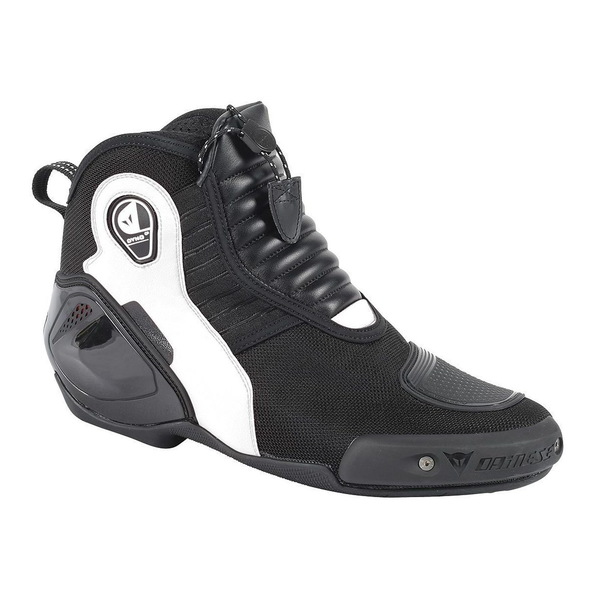 Details about Dainese Dyno D1 Womens Motorcycle Shoes BlackWhiteAnthracite