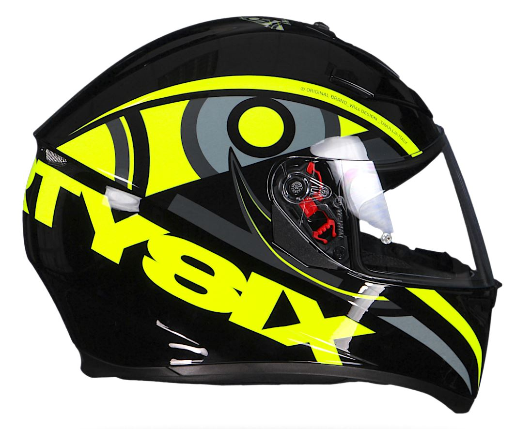 Helmet Agv K3 Sv Malaysia K3sv Simoncelli