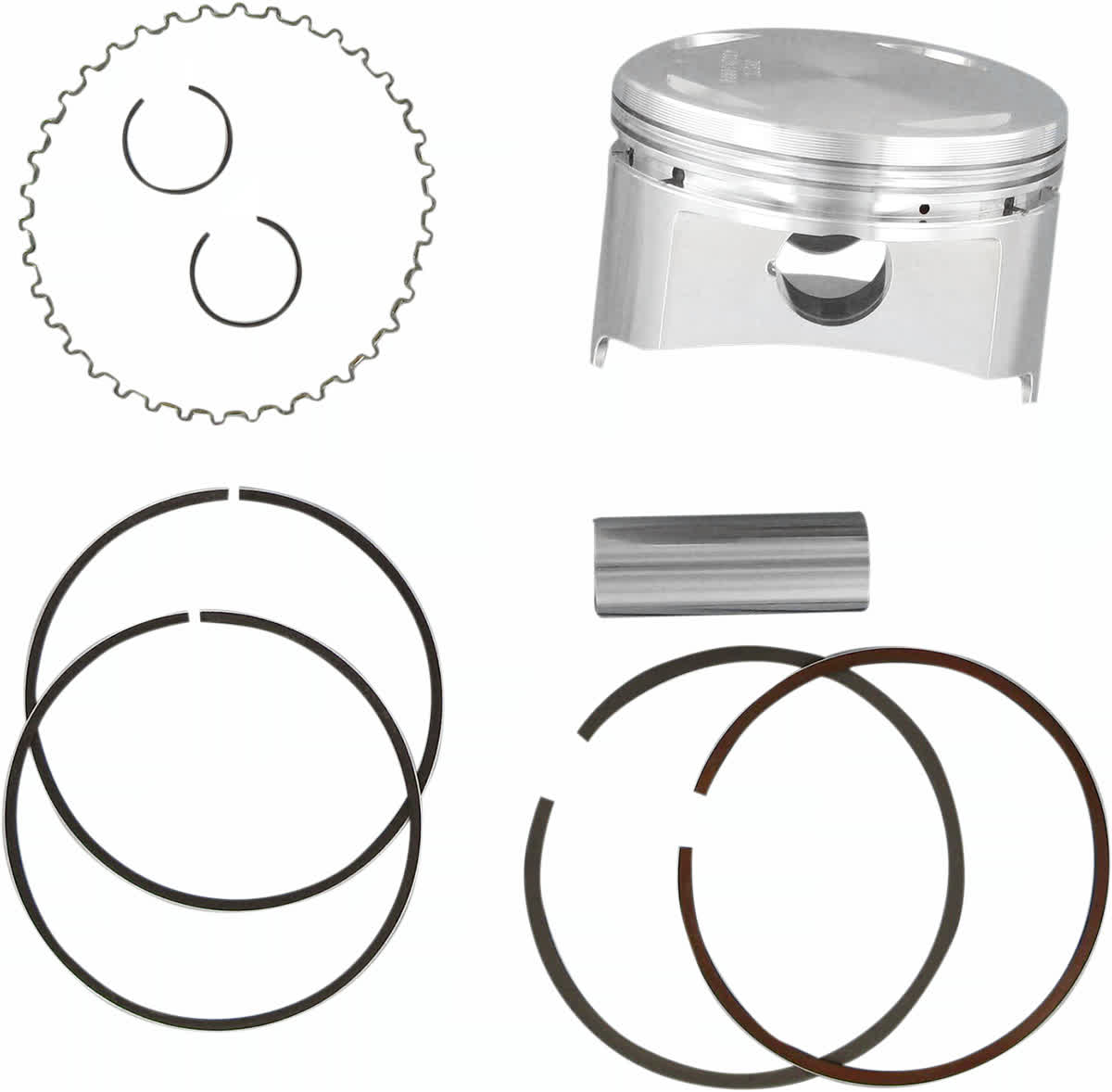 Wiseco-Forged-Piston-Kit-100mm-11-1-Comp-Fits-00-07-Honda-XR650R