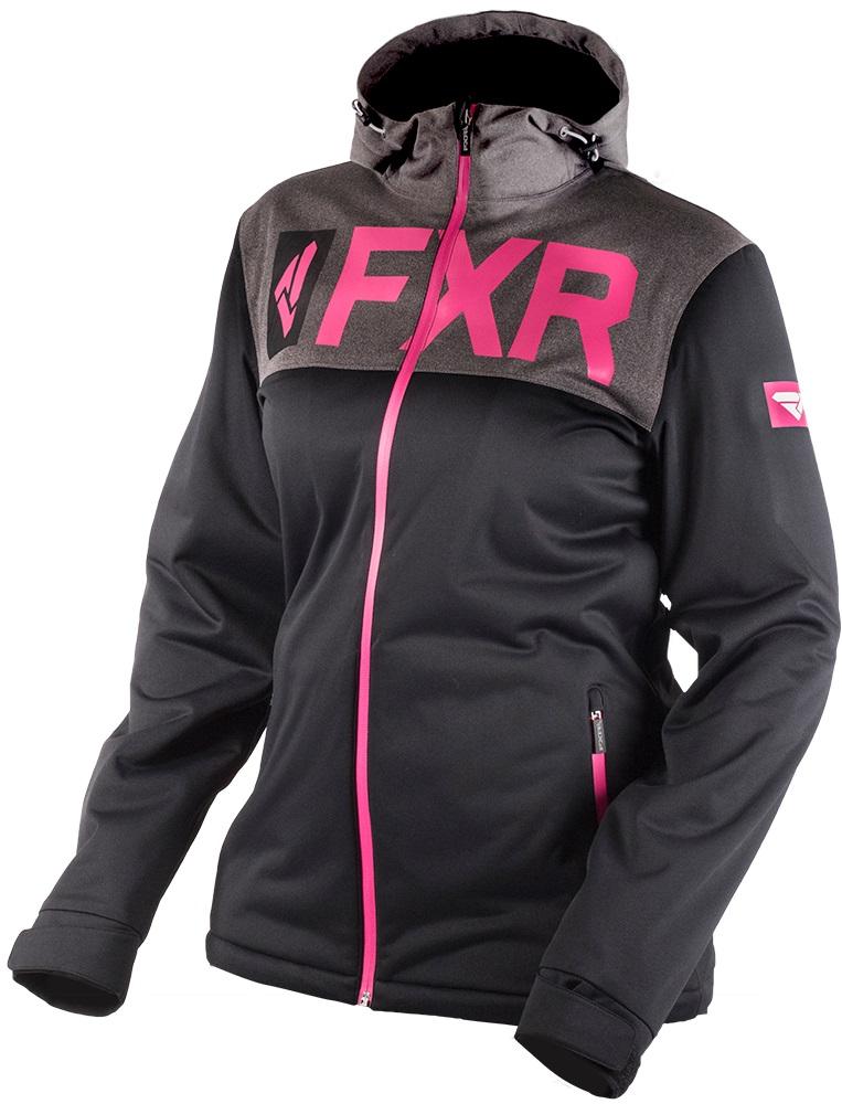 XX-Small Black//White FXR 2019 Off-Road Vest