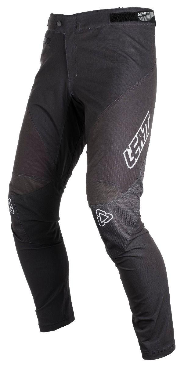 Leatt DBX 1.0 Ultra-Lightweight Bicycle Jersey Black