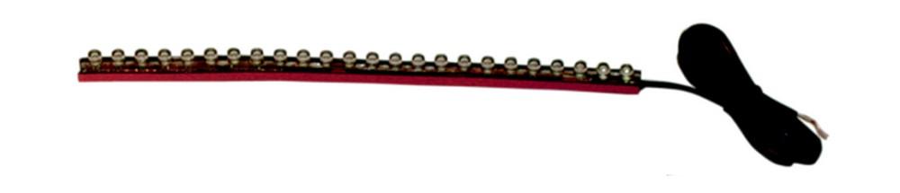 11.8 Long Red Stingerz 30-LED, 11.8 Long Red Stingerz Custom Dynamics STZ30RED Accent Light
