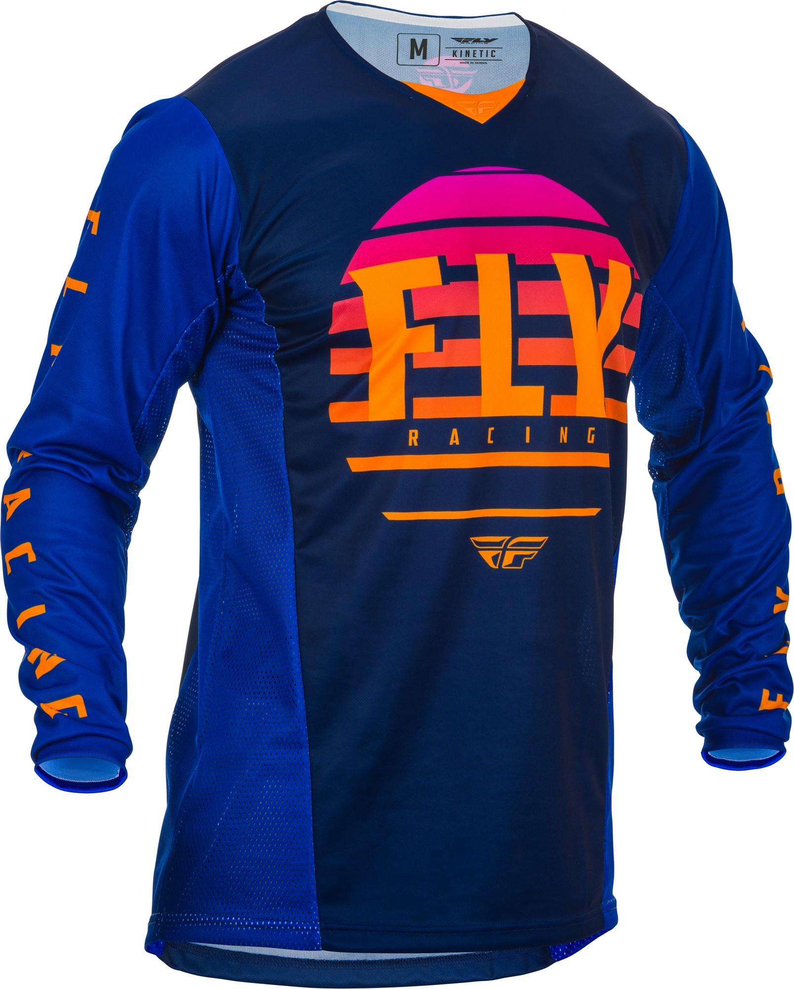 Fly Racing Kinetic K220 Youth//Kids MX Motocross Offroad Jersey
