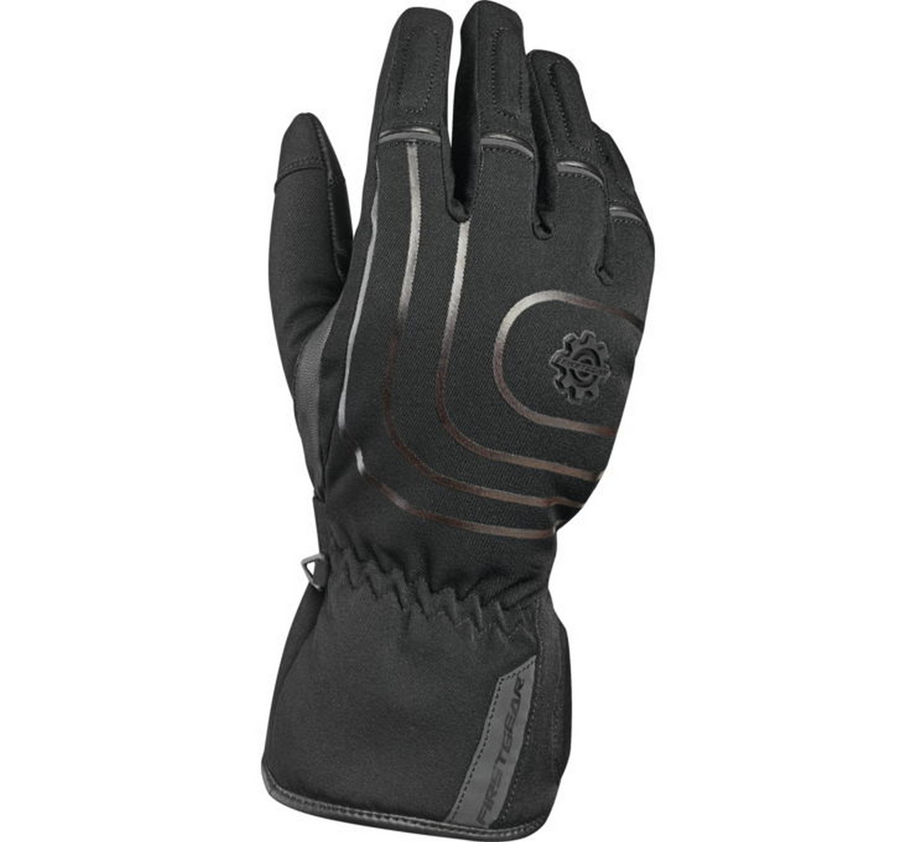 Firstgear Voyage Insulated Womens Motorcycle Gloves Black Ebay