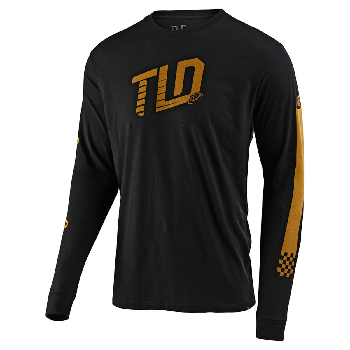 Troy Lee Designs TLD Long Sleeved T-Shirt Racing Special White//Black