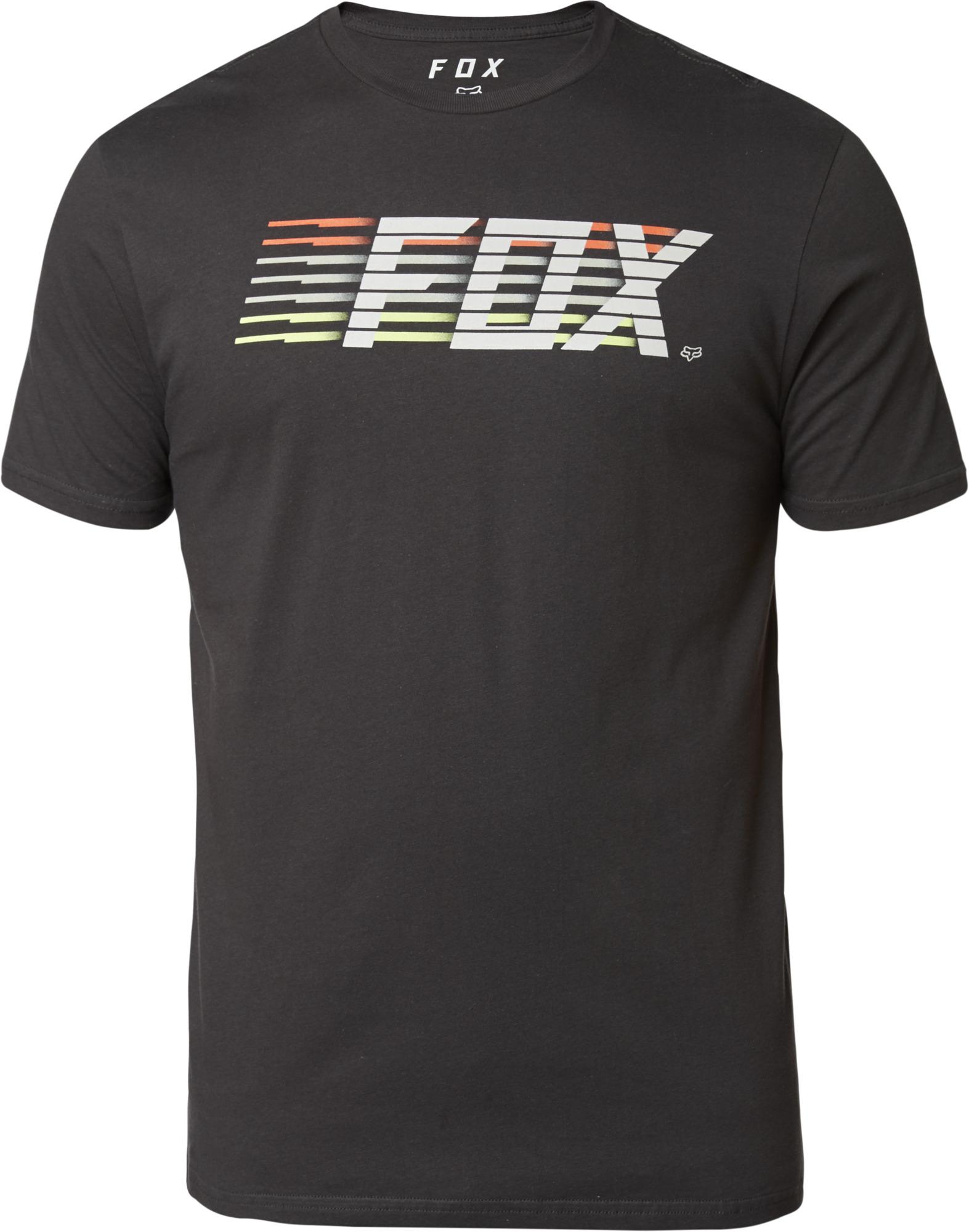 Black Fox Lightspeed Moth Premium Short Sleeve Mens Cycling Top
