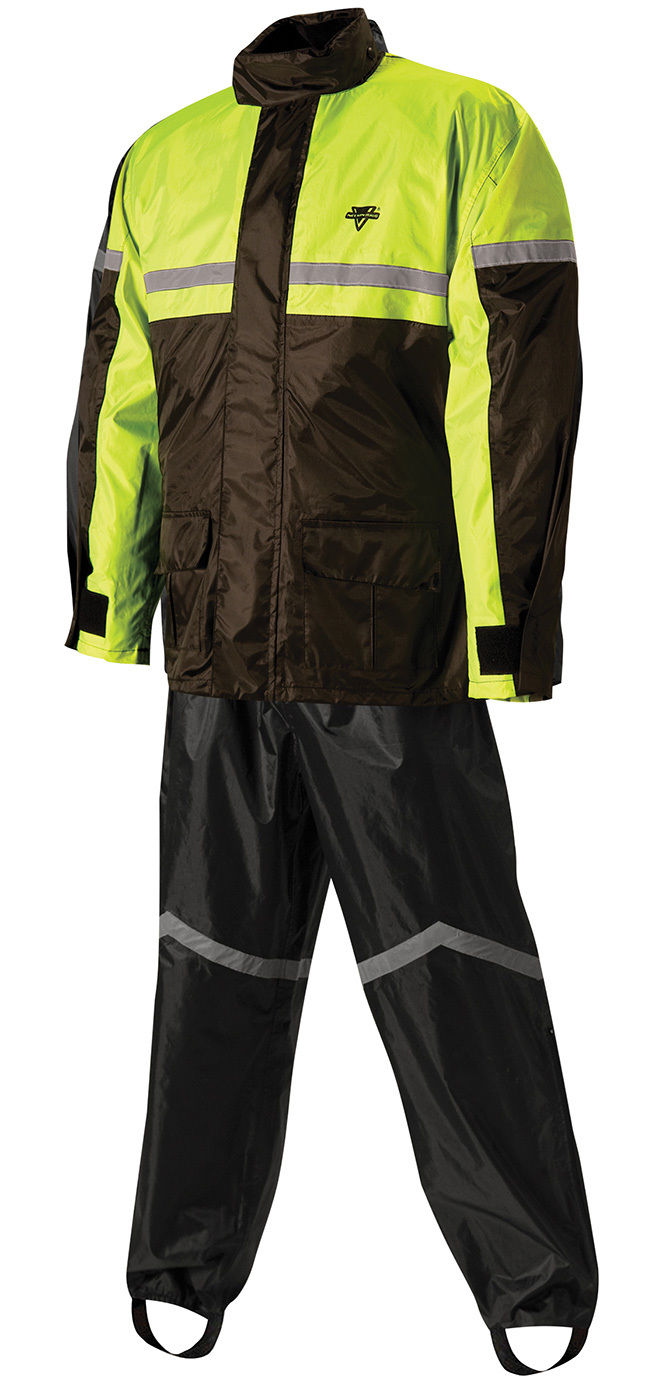 Nelson-Rigg SR6000HVY06-3XL SR-6000 Stormrider Rain Suit 3XL Hi-Vis Yellow