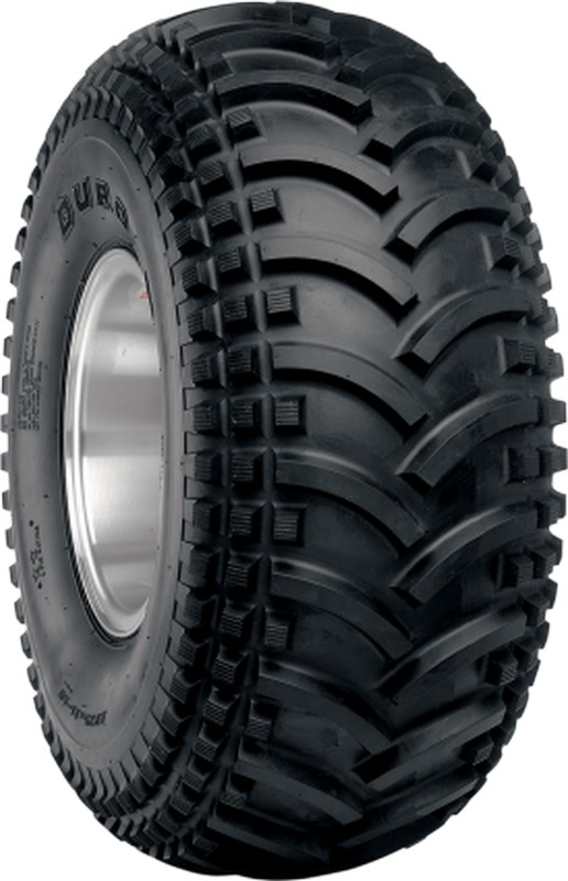 31-24312-258B Duro Mud /& Sand Front 25-8.00-12 HF243 4 Ply ATV Tire