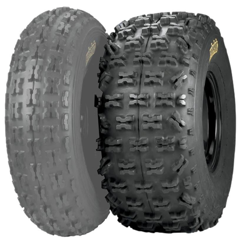 22x11-10 Rear 537051 37-0975 10 ITP Holeshot XCT 22-11.00-10 ATV Tire 6 Ply